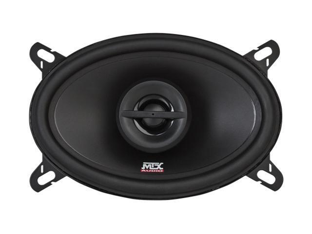 "MTX 4"" x 6"" 80 Watts Peak Power Terminator 2-Way Car Speaker"
