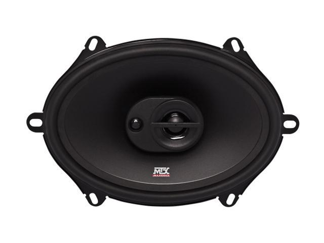 "MTX 5"" x 7"" 110 Watts Peak Power Terminator 3-Way Car Speaker"