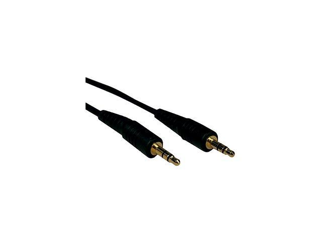 TRIPP LITE P312-010 10 ft. 3.5mm M/M Mini-Stereo Dubbing Cord
