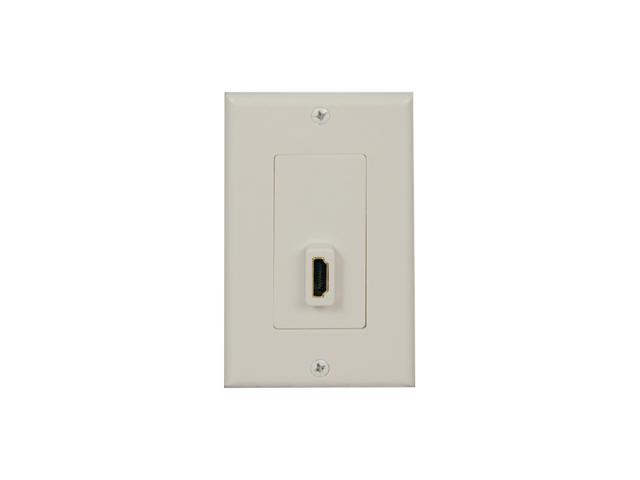 Tripp Lite HDMI Send / Receive Pass-Through Wallplate P166-001-P
