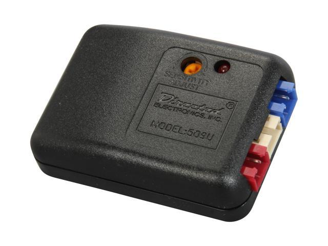 Directed Ultrasonic Sensor