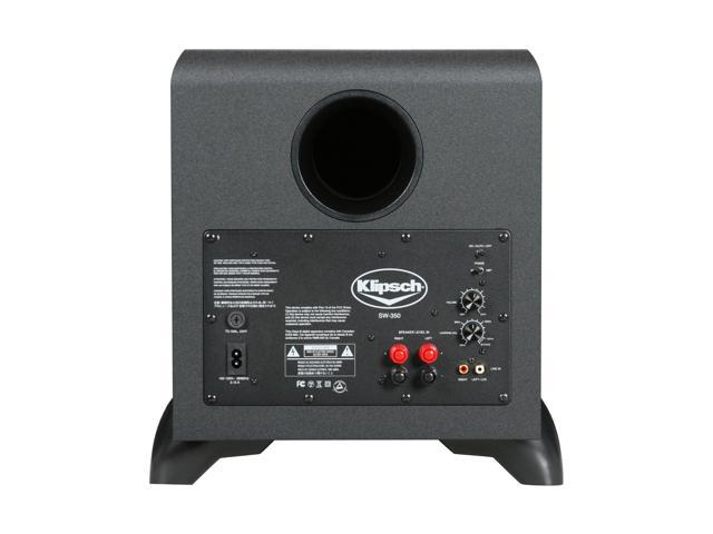 Klipsch SW-350 Subwoofer Single