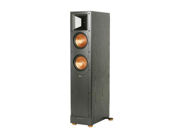 klipsch reference rf 62 ii floorstanding speaker black. Black Bedroom Furniture Sets. Home Design Ideas