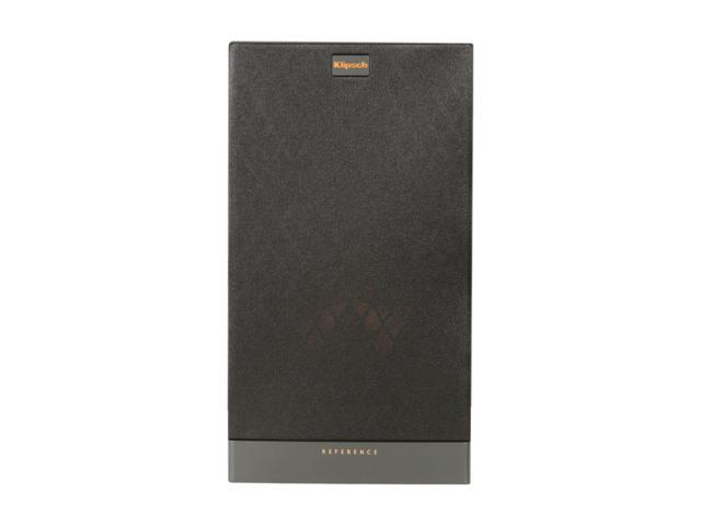 Klipsch Reference RB-61 II B Bookshelf Speaker, Black Ash Pair