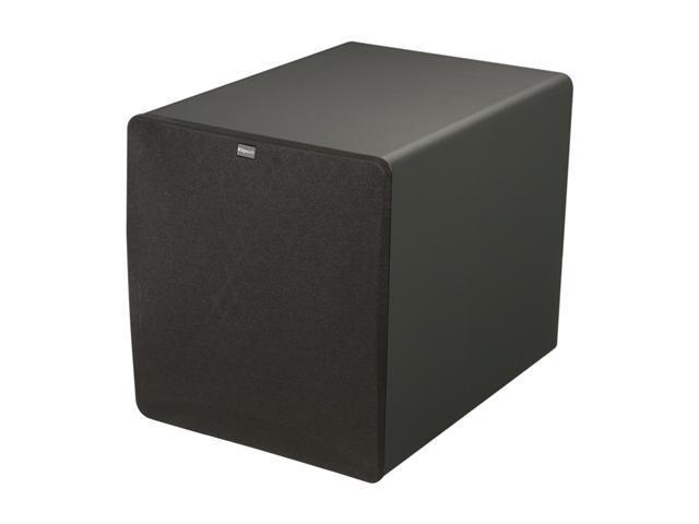 Klipsch Reference SW-112 Subwoofer, Black Oica Each