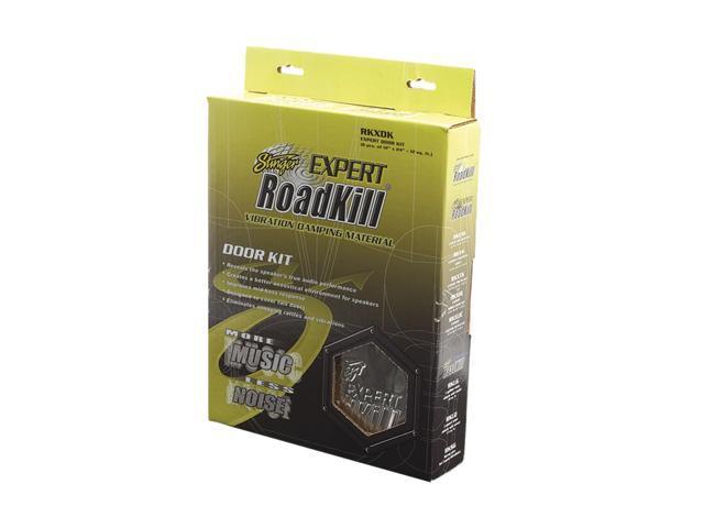Stinger RKXDK 12 Sq.Ft. Roadkill Sound Damping (6/pack 12