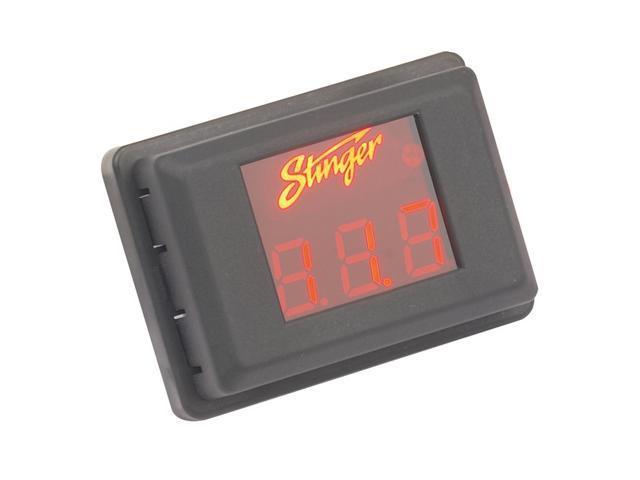 Stinger SVMR Red LED Display (3 Digit Display)