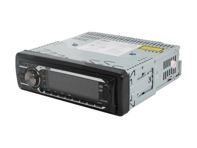 Naxa Fold Down Full Detachable CD Receiver Model NCA-692