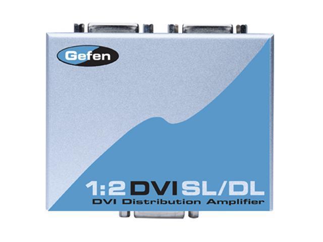 Gefen EXTDVI142DL 1:2 DVI DL Splitter