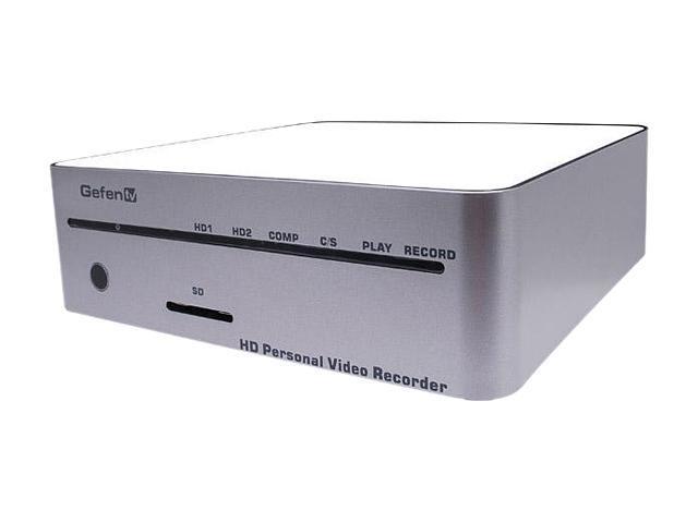 Gefen GTVHDPVR GefenTV High-Def Personal Video Recorder