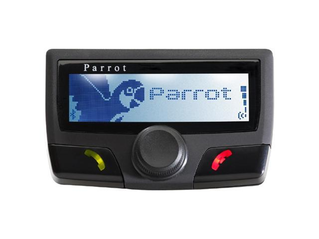 Parrot CK3100 Bluetooth-Enabled Hands-Free Car Kit With LCD