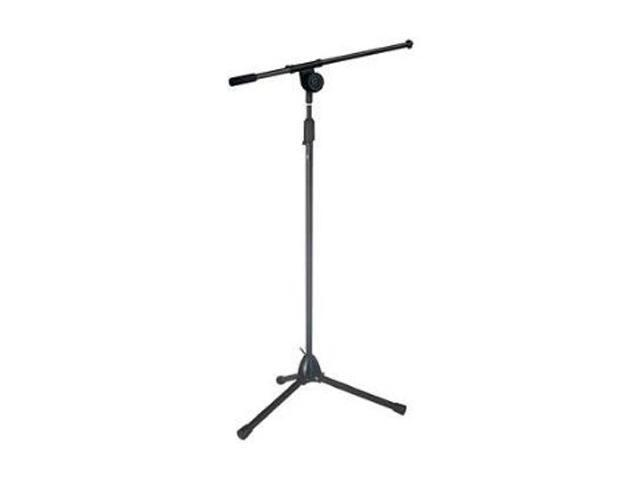 Boom Microphone Stand with Tripod Base