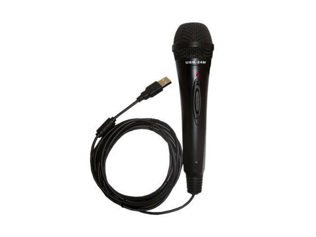 Nady USB-24M Handheld USB Microphone