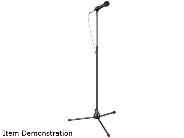 Nady Systems CENTER STAGE MSC5  MSC3 Super-Cardioid Dynamic Microphone And Stand Kit