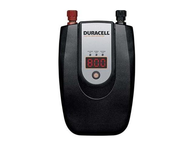 Duracell 813-0807 800W DC to AC Digital Power Inverter