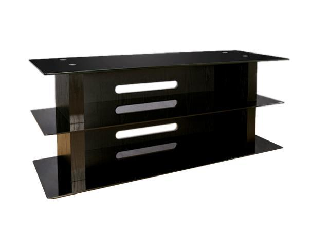 "Bell'O AVSC-2055B Up to 56"" Black TV Stand"