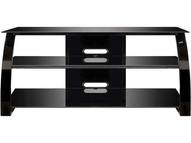 "Bell'O PVS4206HG 55"" Black High Gloss Black Finish Flat Panel Audio/Video System"