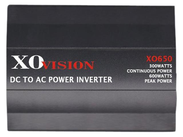 XOVision XO650 600-Watt DC to AC Power Inverter