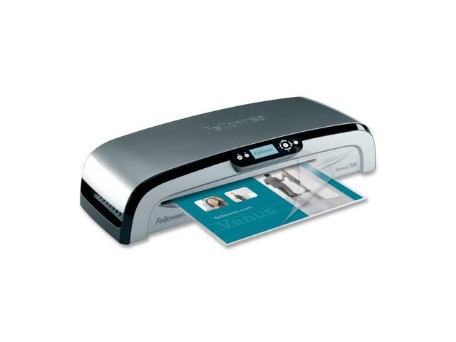 5215901 Fellowes Venus VL125 Laminating Machine, 12-1/2
