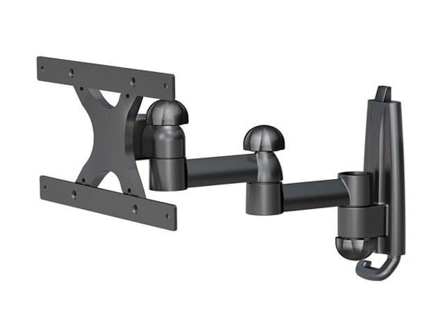 "Level Mount DC30DJ Black 10"" - 30"" Full Motion TV Mount"