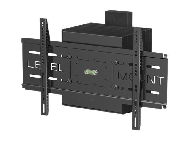 Level mount dc42sm 26 42 motorized full motion tv wall for Samsung motorized tv wall mount
