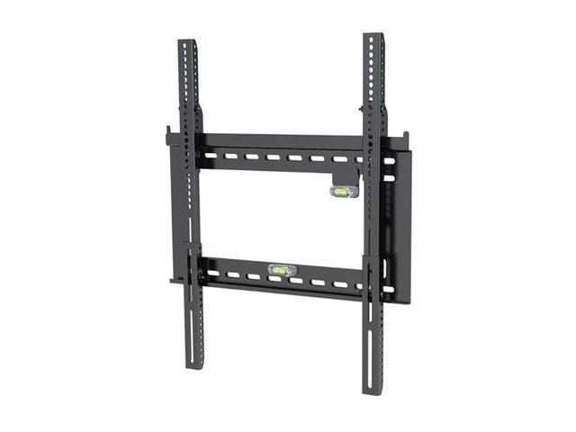 "Level Mount DC65ADLP 26""-85"" Fixed TV Wall Mount LED & LCD HDTV, up to VESA 75, 100, 200, 400, 600, and 800 max load 200 ..."