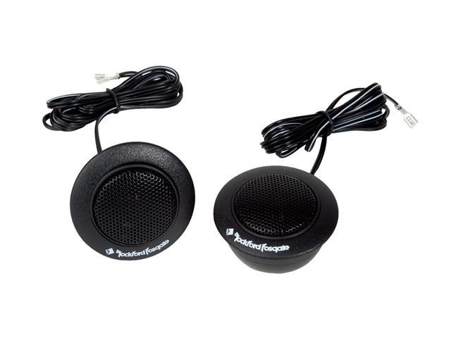 Rockford Fosgate Tweeter 80 Watts Peak Power Car Tweeter Kit
