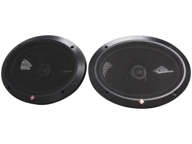 "Rockford Fosgate P1692 6"" x 9"" 150 Watts Peak Power 2-Way Car Speaker"