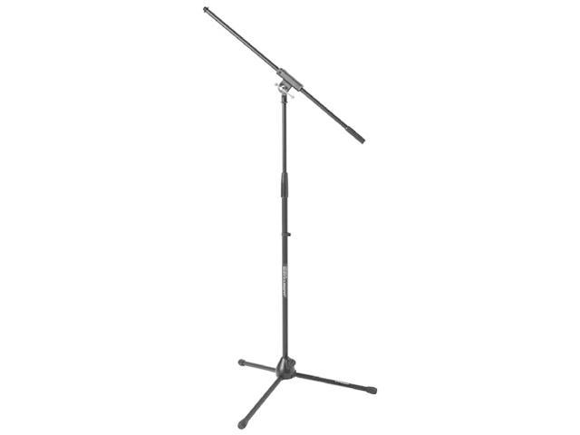 Ultimate Support JS-MCFB100 Tripod Microphone Stand with Fixed-Length Boom