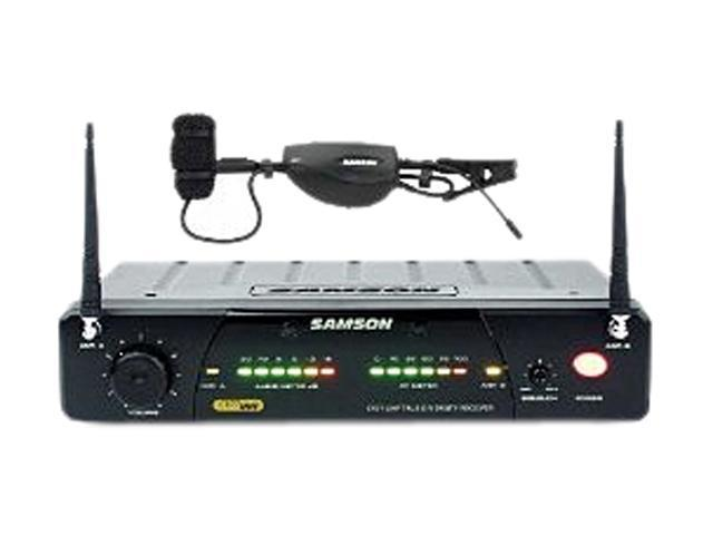 Samson AirLine 77 UHF TD Wind Instrument Wireless Microphone System - Channel N1, 642.3