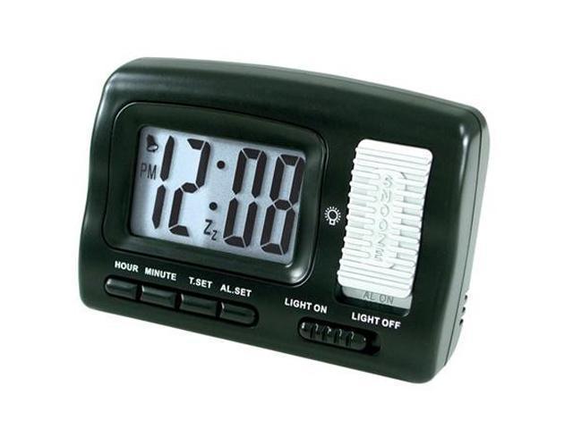 Elgin 3504E Travel Alarm Clock