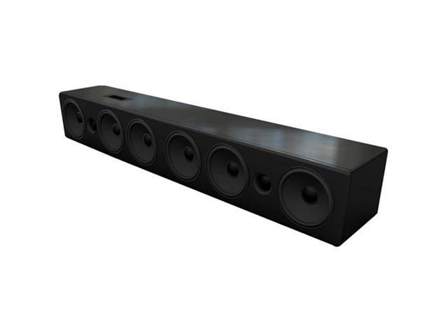 "Azend Dynavox AcoustaBar SD-320 32"" All-in-One Home Theater SoundBar System Single"