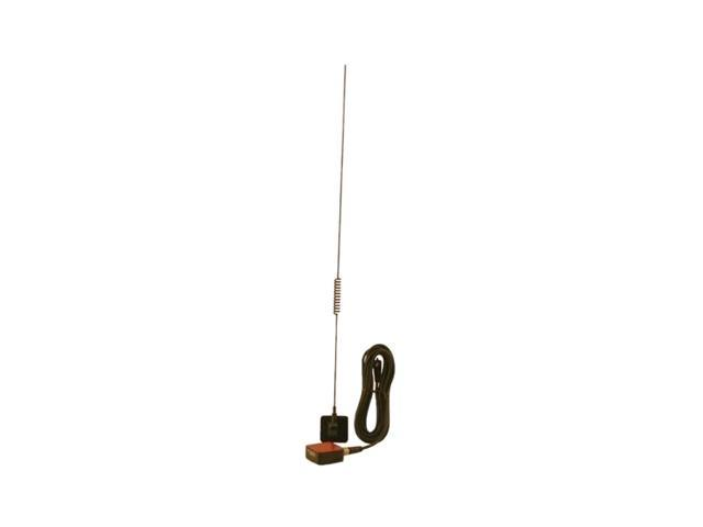 Tram-Browning 1198 Glass Mount CB with Weather-Band Mobile Antenna