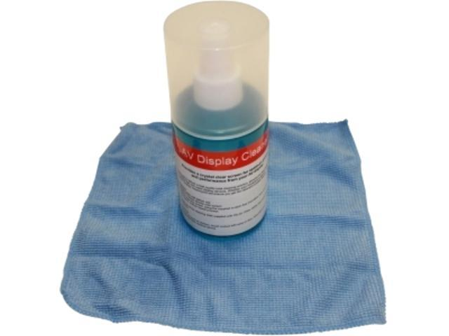 Diamond SCK101 Screen Cleaner 7 1/2 Oz Spray W/Microfiber Cloth