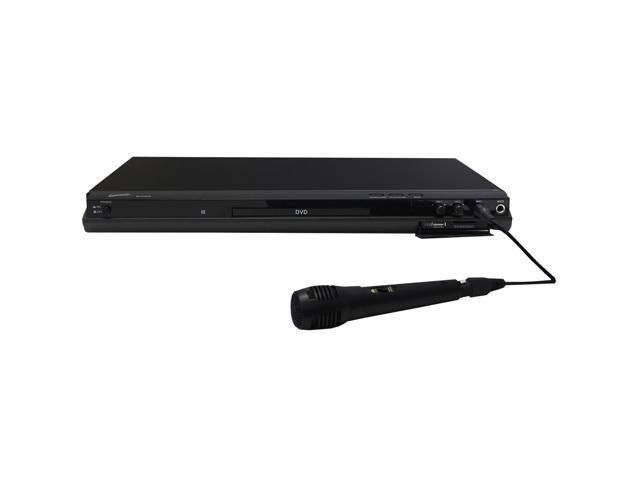 SuperSonic SC-31 5.1 Channel DVD Player with Karaoke