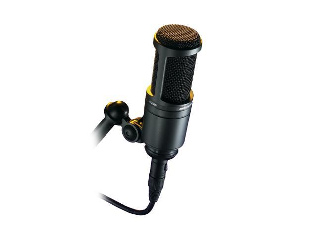 Audio-Technica - Cardioid Condenser Microphone (AT2020)