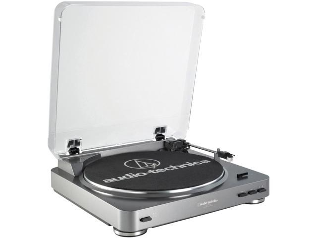 Audio-Technica AT-LP60 Fully Automatic Stereo Turntable