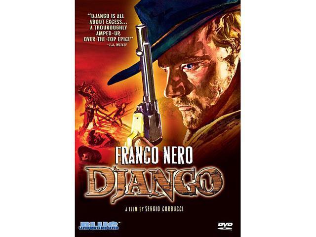 Django Franco Nero, Edorardo Fajardo, Lorendana Nusciak