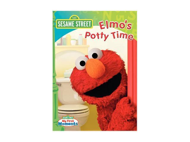 Sesame Street - Elmo's Potty Time (DVD)
