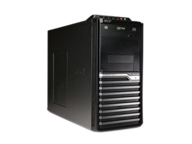 Acer Desktop PC Veriton M VM2610-UG850W (PS.VD9P3.002) Pentium G850 (2.9 GHz) 4 GB DDR3 250 GB HDD Windows 7 Professional ...