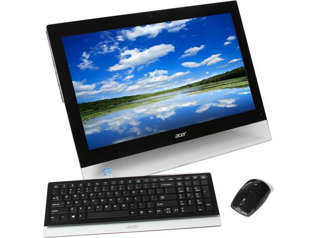 Acer All-in-One PC Aspire A5600U-UR11 (DQ.SNLAA.001) Intel Core i3 3120M (2.50 GHz) 8 GB DDR3 1 TB HDD 23