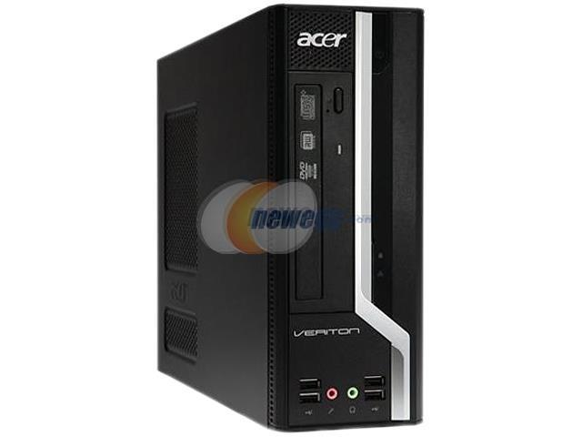 Acer Veriton Desktop PC Intel Core i3 Standard Memory 4 GB Memory Technology DDR3 SDRAM 500GB HDD No Windows 7 Professional