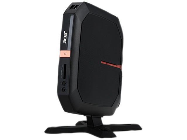 Acer Revo Desktop PC E Series Standard Memory 2 GB Memory Technology DDR3 SDRAM 500GB HDD No Genuine Windows 8