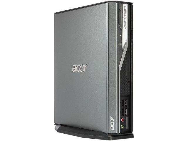 Acer Desktop PC Veriton VL4620G-UI3324X (DT.VFUAA.008) Intel Core i3 3240 (3.40 GHz) 4 GB DDR3 500 GB HDD Windows 7 Professional ...