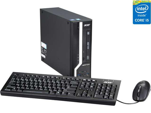 Acer Desktop PC VX2631-UR12 Intel Core i5 4440 (3.10 GHz) 4 GB DDR3 500 GB HDD Windows 7 Home Premium 64-Bit