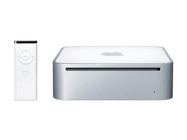 Apple Desktop PC Mac mini MB139LL/A-R Core 2 Duo 2.0 GHz 1 GB DDR2 120 GB HDD Intel GMA 950 Mac OS X 10.4 Tiger