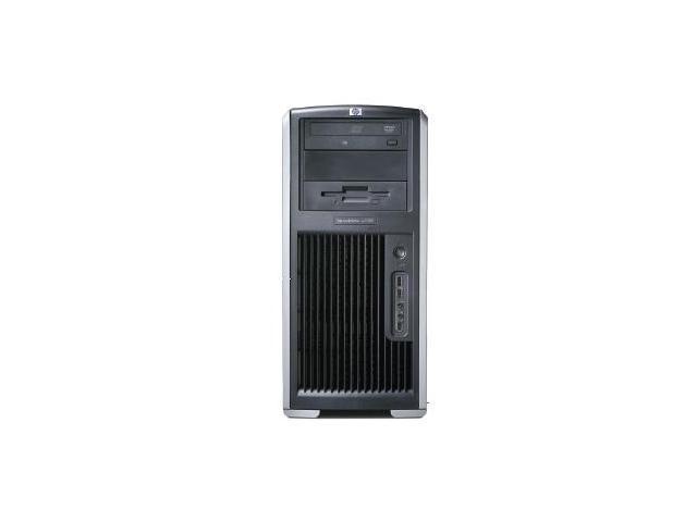 HP xw9300(PZ035UT#ABA) Desktop PC Opteron 275(2.2GHz) 4GB DDR 73GB HDD Capacity NVIDIA Quadro FX3450 Windows XP Pro x64