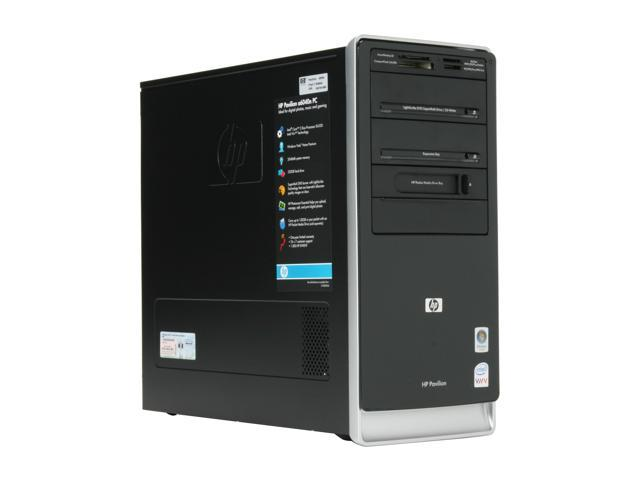 HP Pavilion a6040n(RX889AA) Desktop PC Core 2 Duo E6320(1.86GHz) 2GB DDR2 320GB HDD Capacity Intel GMA 950 Windows Vista Home Premium