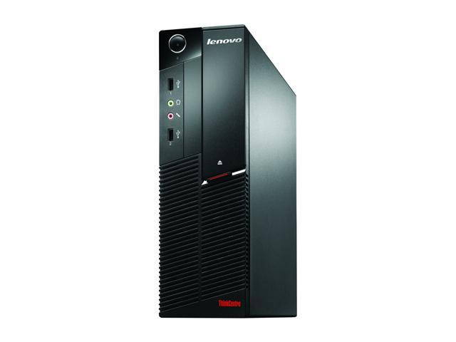 ThinkCentre Desktop PC A58 (7522M9U) Celeron E3200 (2.40 GHz) 1 GB DDR2 250 GB HDD Windows 7 Professional