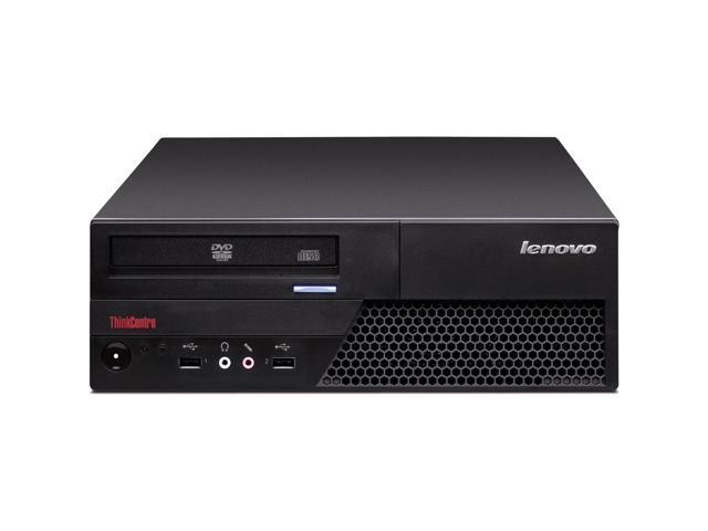 ThinkCentre Desktop PC M58 (8910ARU) Core 2 Duo E7500 (2.93 GHz) 2 GB DDR3 250 GB HDD Windows 7 Professional